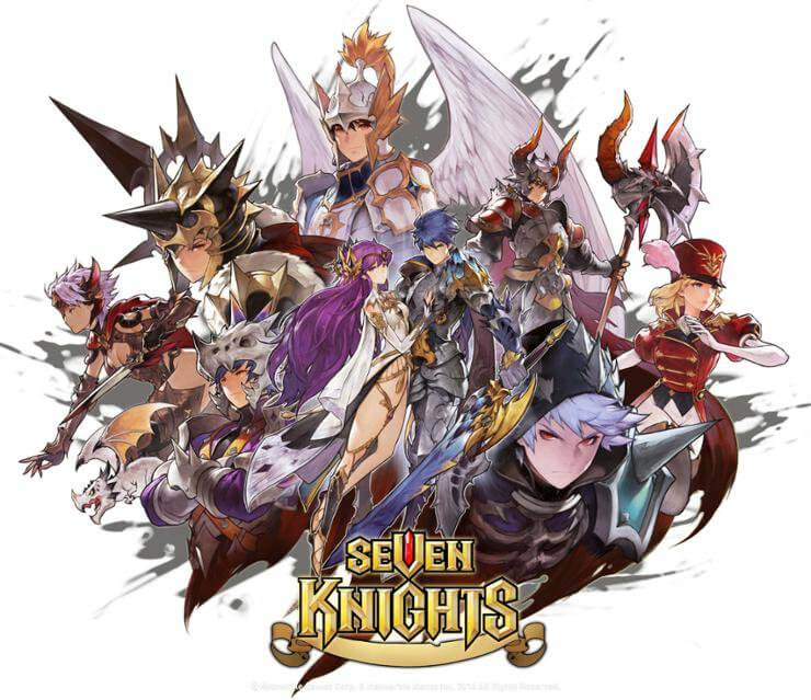 4 newbie friendly heroes to pull for even cheaper with a seven knights code