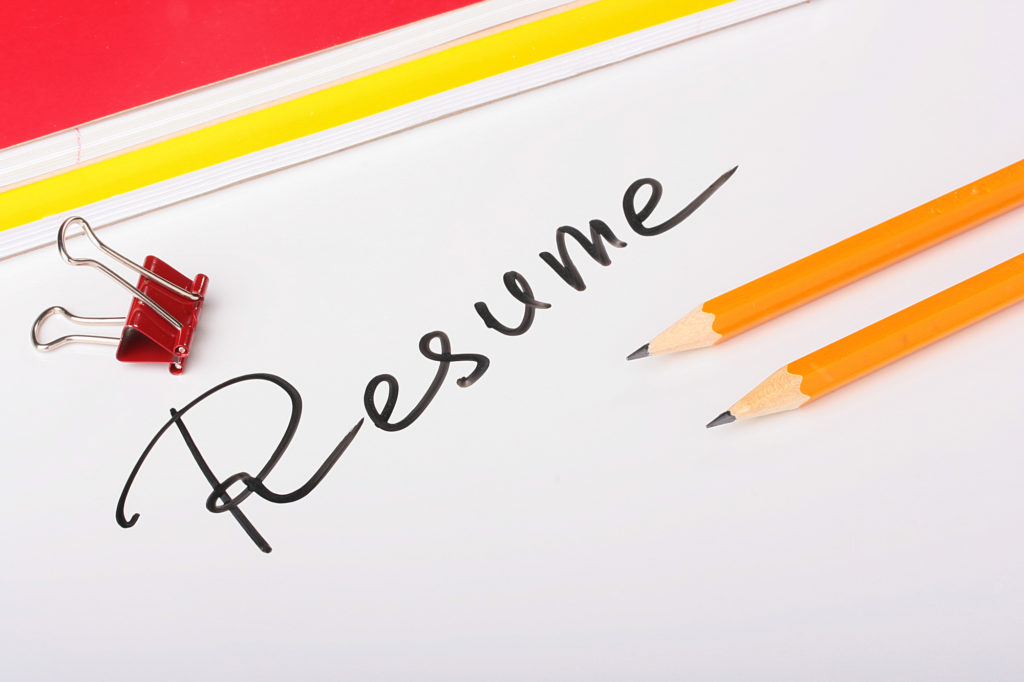 5 secrets to a killer resume you might not know