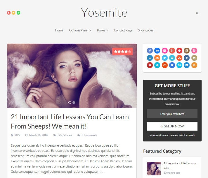 MyThemeShop Discount And Review Premium WordPress Themes 1
