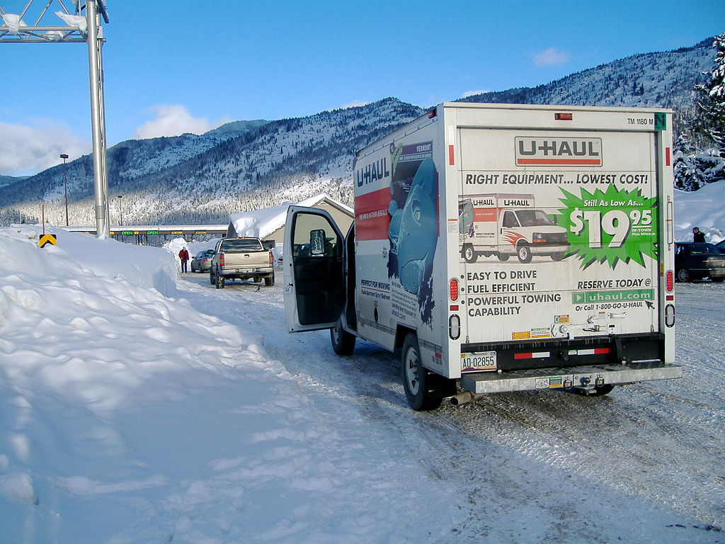 Uhaul Coupon For Budget Friendly Truck Rental Services 2