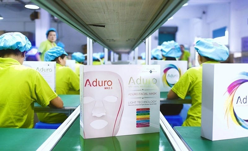 aduro skincare does this advanced light therapy really work