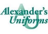 Alexanders Uniforms Coupons & Promo codes