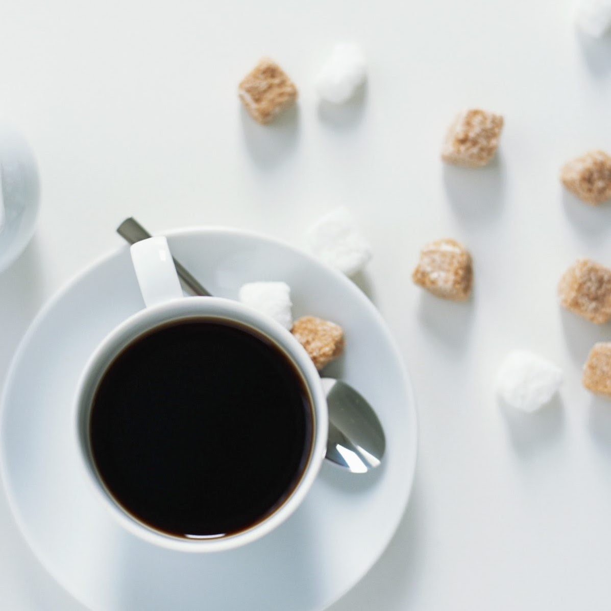 avoid adding sugar to your coffee