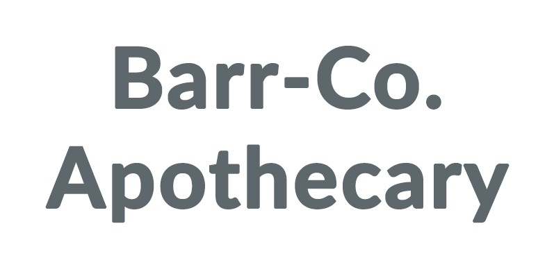 Barr-Co. Apothecary Coupons & Promo codes