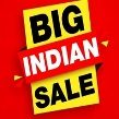 Big Indian Sale Coupons & Promo codes