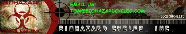 Biohazard Cycles Coupons & Promo codes
