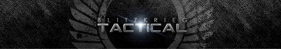Blitzkrieg Tactical Coupons & Promo codes