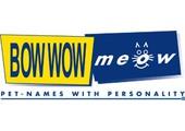 Logo Bow Wow Meow Pet Insurance