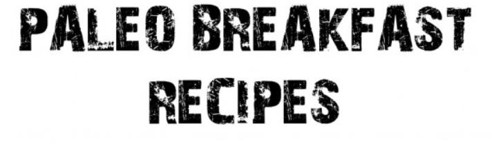 Breakfastpaleo.com Coupons & Promo codes