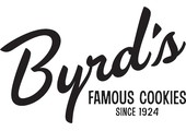 Byrd cookie company Coupons & Promo codes