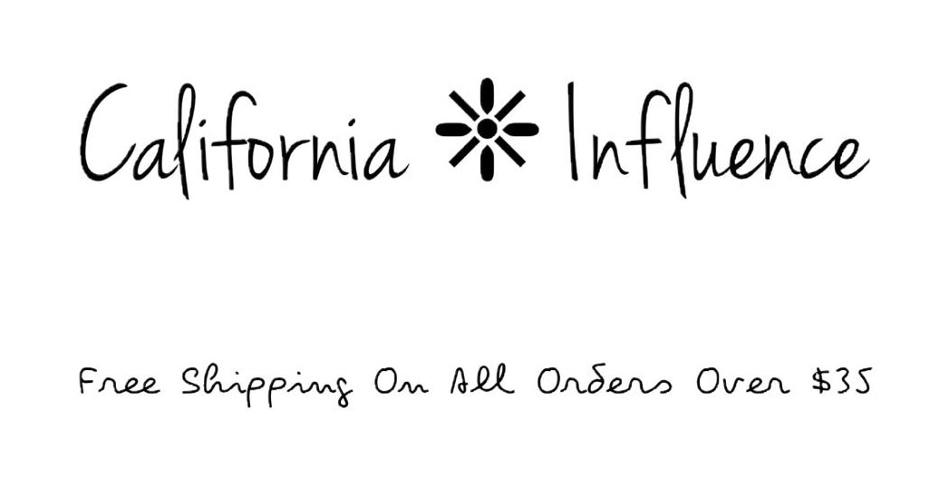 California Influence Coupons & Promo codes