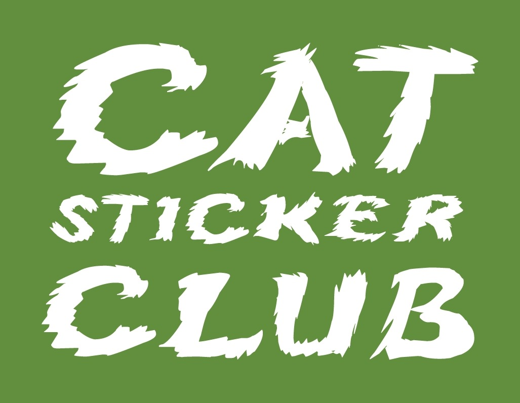 Cat Sticker Club Coupons & Promo codes