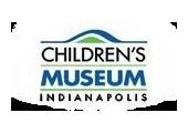 The Childrens Museum of Indianapolis Coupons & Promo codes