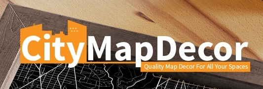 City Map Decor Coupons & Promo codes
