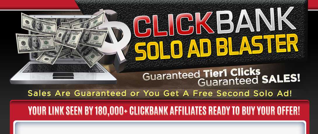 ClickBank Solo Ad Blaster Coupons & Promo codes