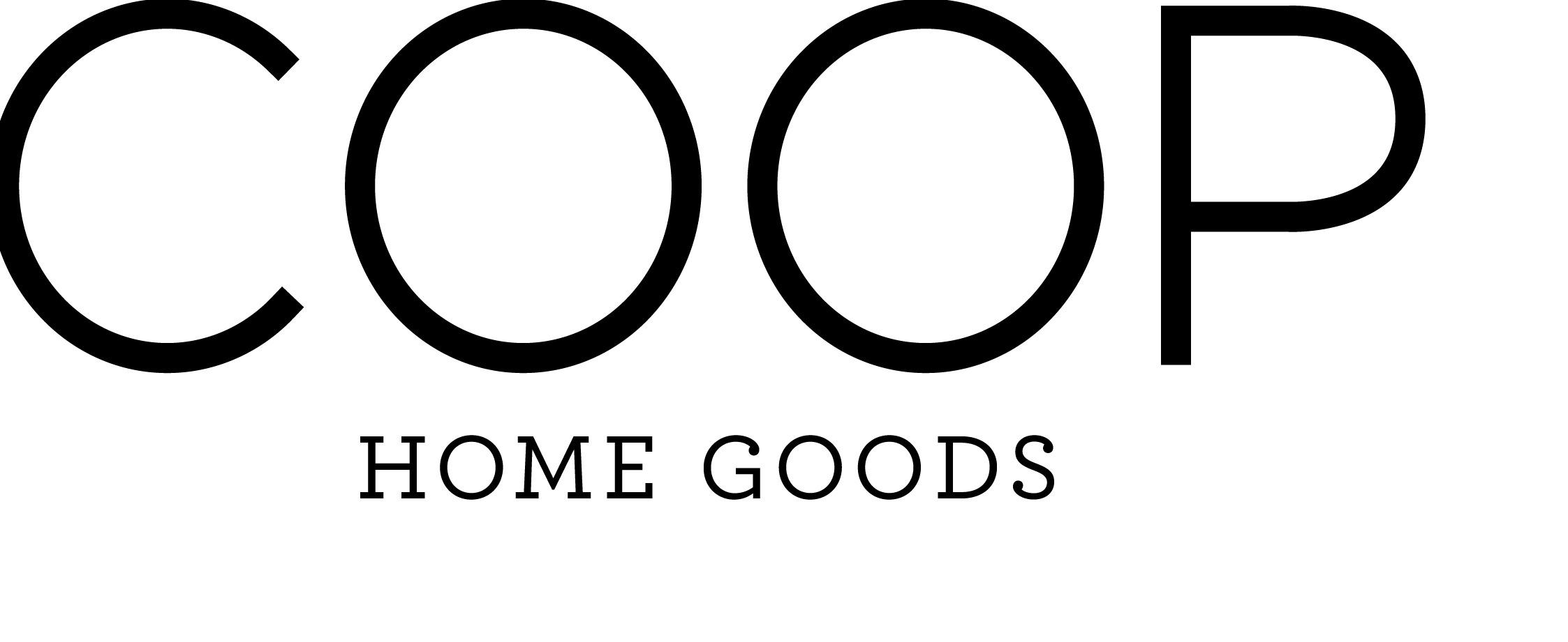 Logo Coop Home Goods