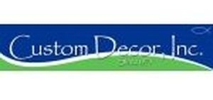 Custom Decor Coupons & Promo codes