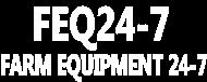 Farm Equipment 24-7 Coupons