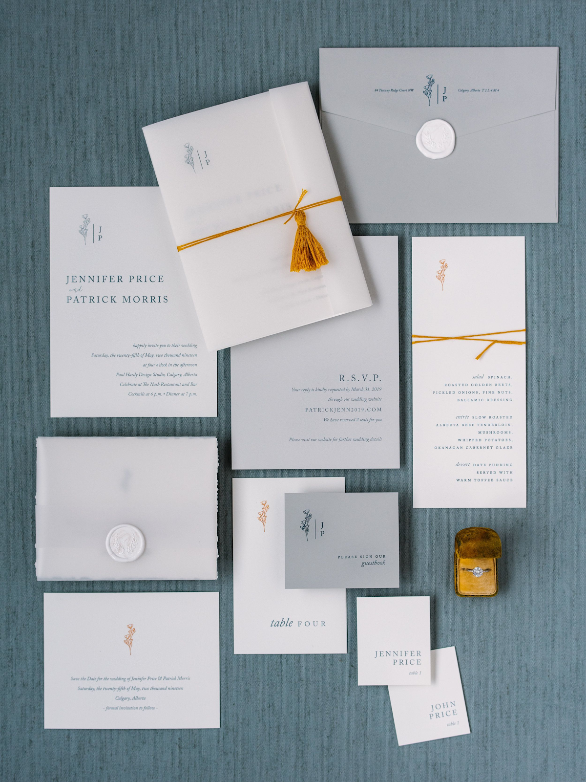 find your wedding style and wedding colors