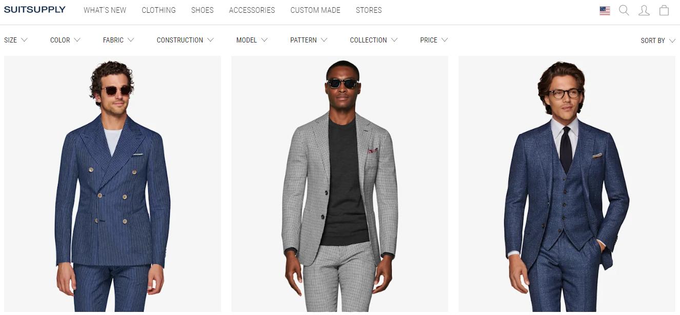 five best clothing brands for men 4