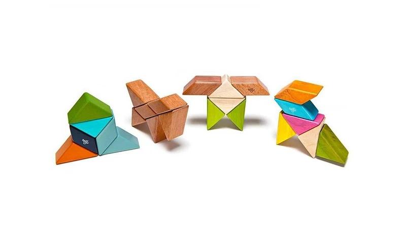for children age 4 to 6 prism pocket building set