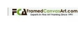 Framed Canvas Art Coupons & Promo codes