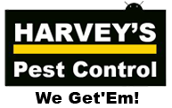 Harvey's Pest Control Coupons & Promo codes