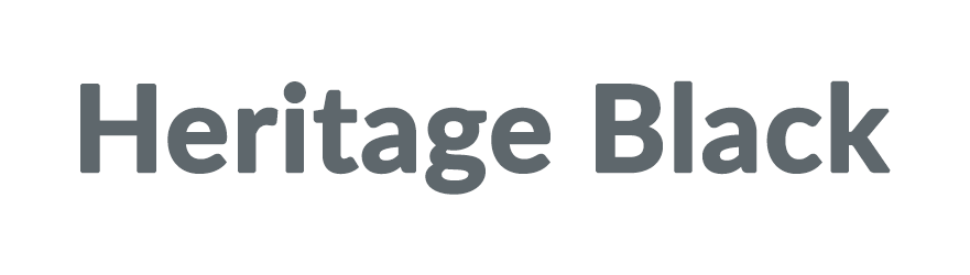 Heritage Black Coupons & Promo codes
