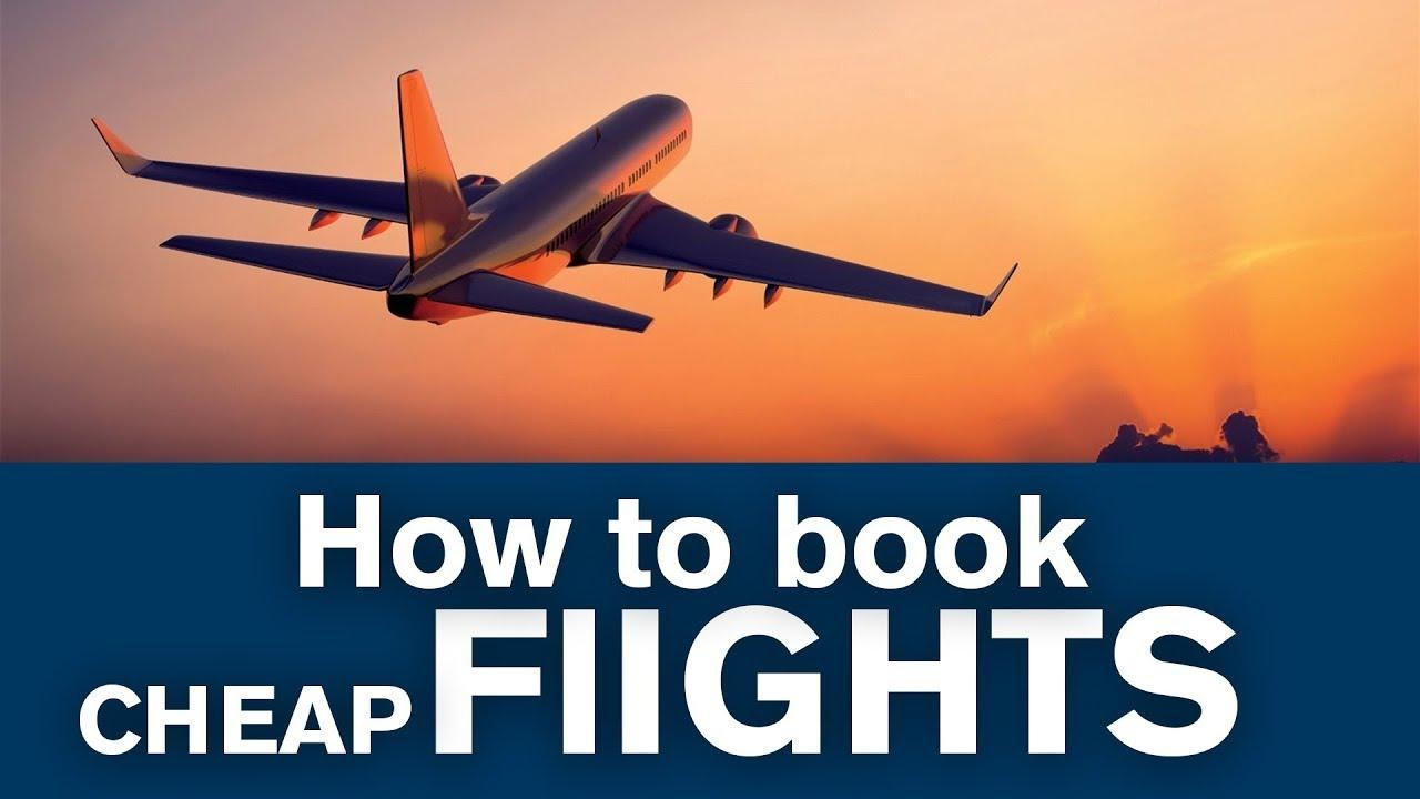 How to Save Money Booking Flights Online – Great Coupon Deals