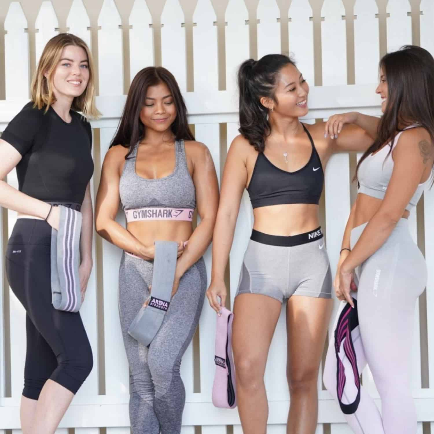 is arena fabric booty band set worth buying 1