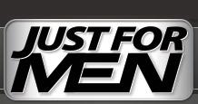 Logo Just For Men