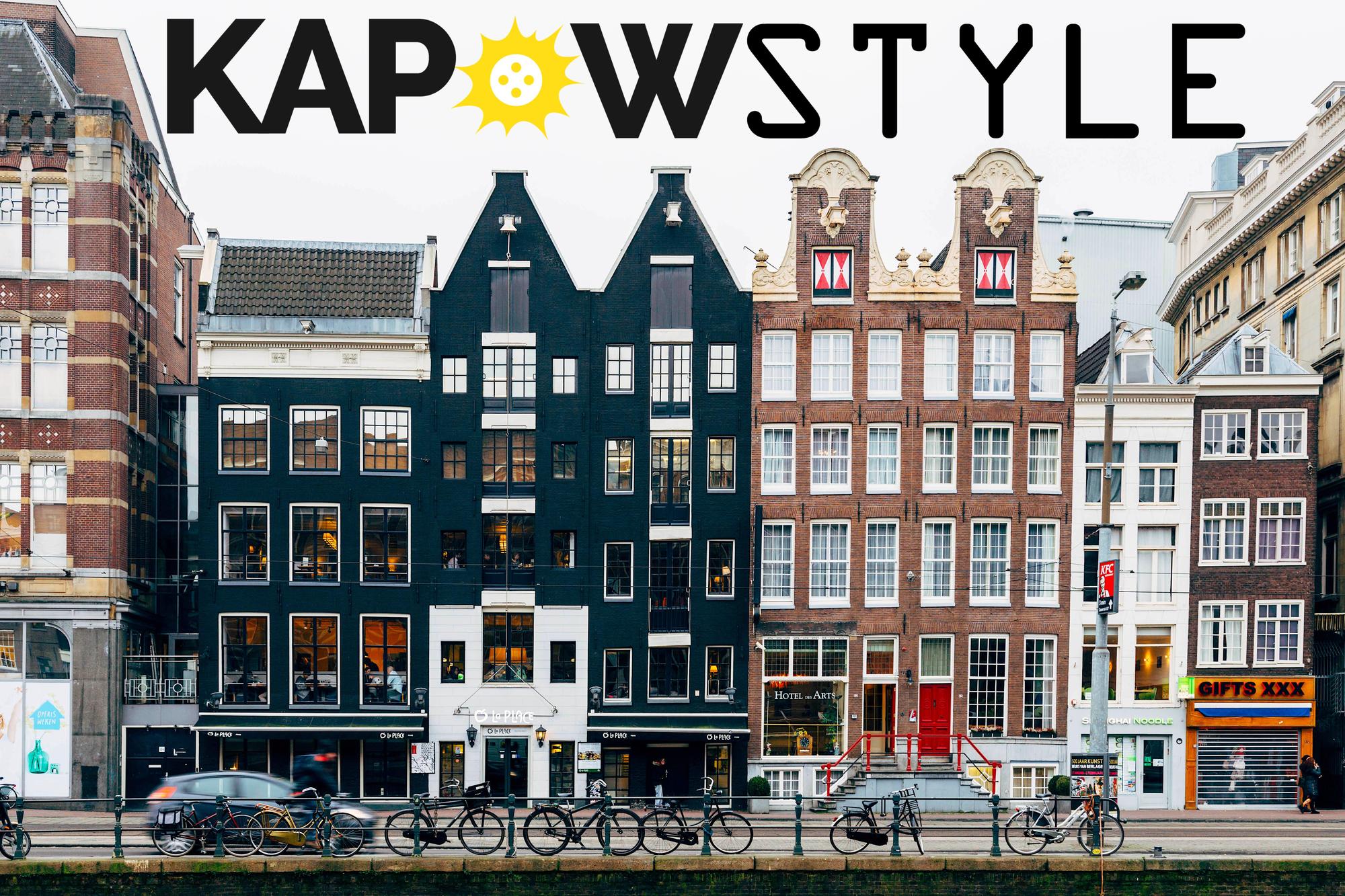 Kapow Style Coupons & Promo codes
