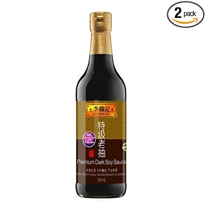lee kum kee premium dark soy sauce 1