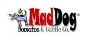 Mad Dog Domains Coupons & Promo codes