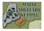 Maine Military Supply Coupons & Promo codes