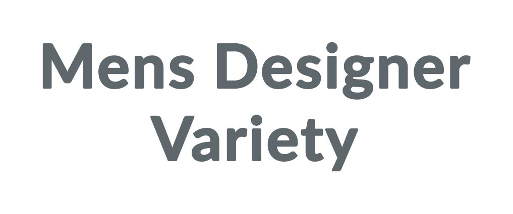 Mens Designer Variety Coupons & Promo codes