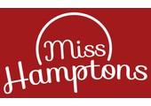 Miss Hamptons Coupons & Promo codes