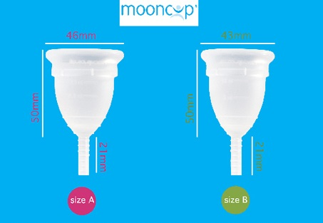mooncup the 1st place to buy a menstrual cup