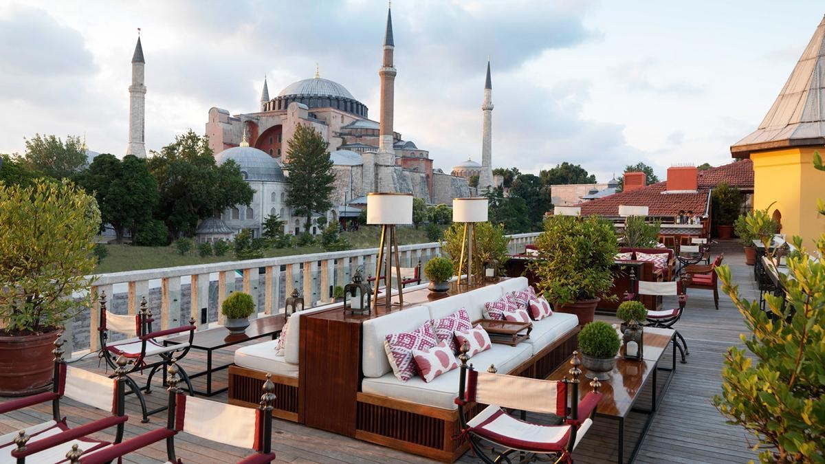 most scenic and romantic hotels for honeymooning in europe 6