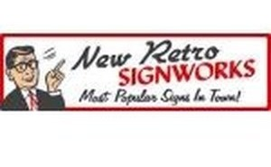 New Retro Signworks Coupons & Promo codes