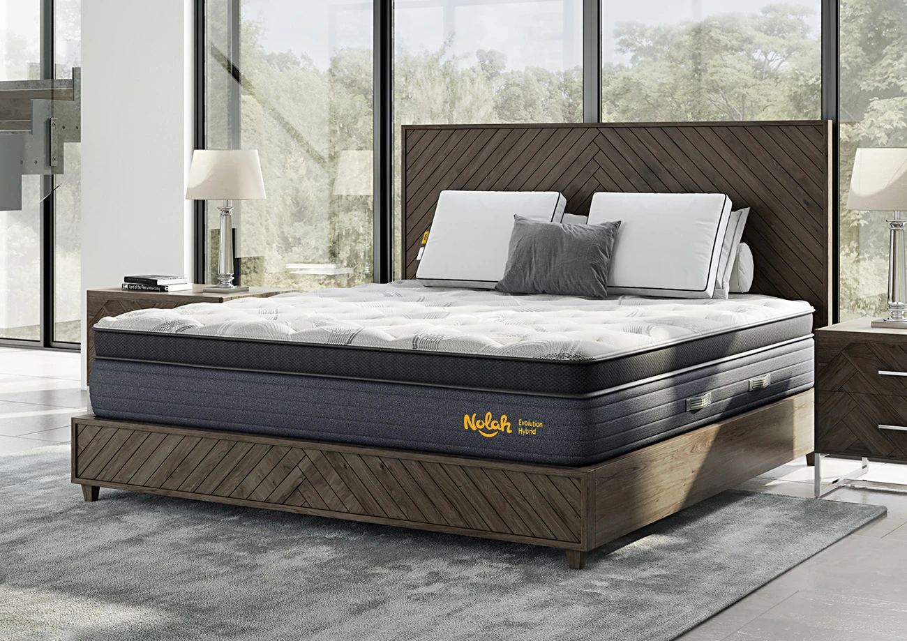 nolah evolution 15 hybrid mattress