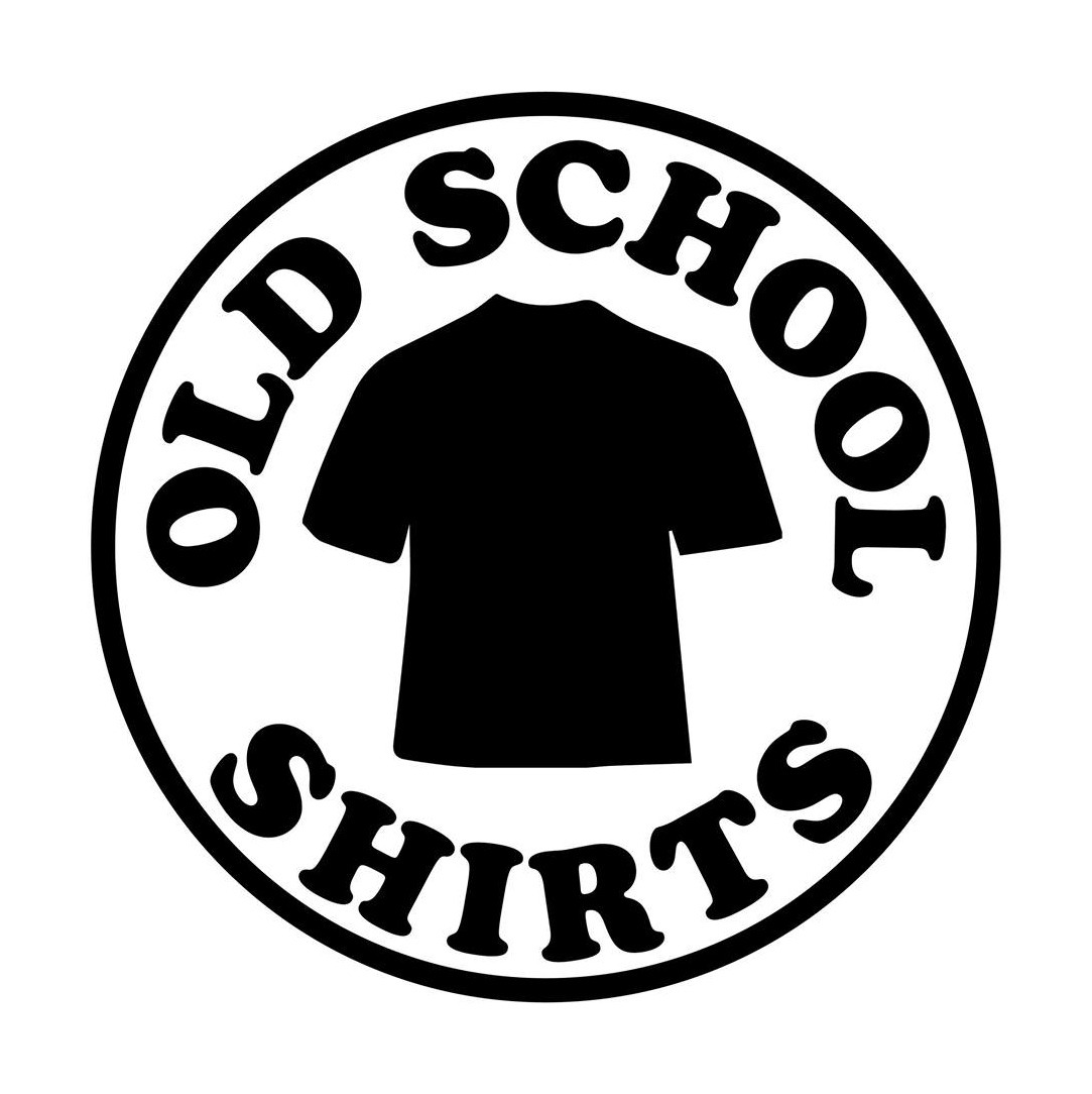 Old School Shirts Coupons & Promo codes