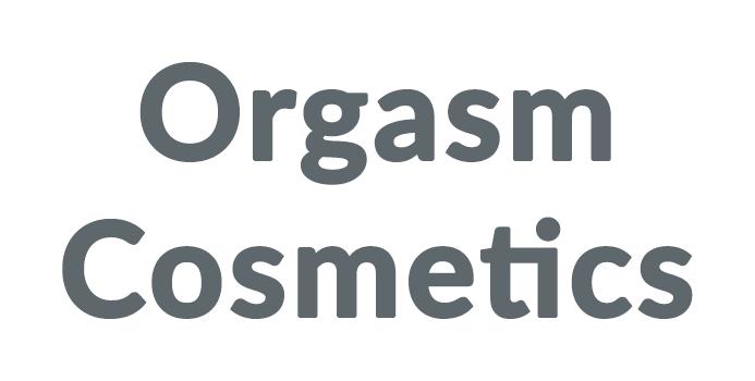 Orgasm Cosmetics Coupons & Promo codes
