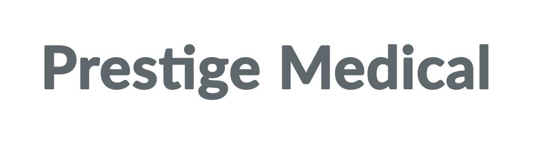 Prestige Medical Coupons & Promo codes