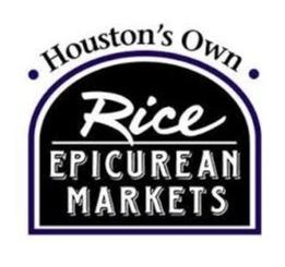 Rice Epicurean Markets Coupons & Promo codes