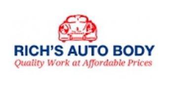 Rich's Auto Body Coupons & Promo codes