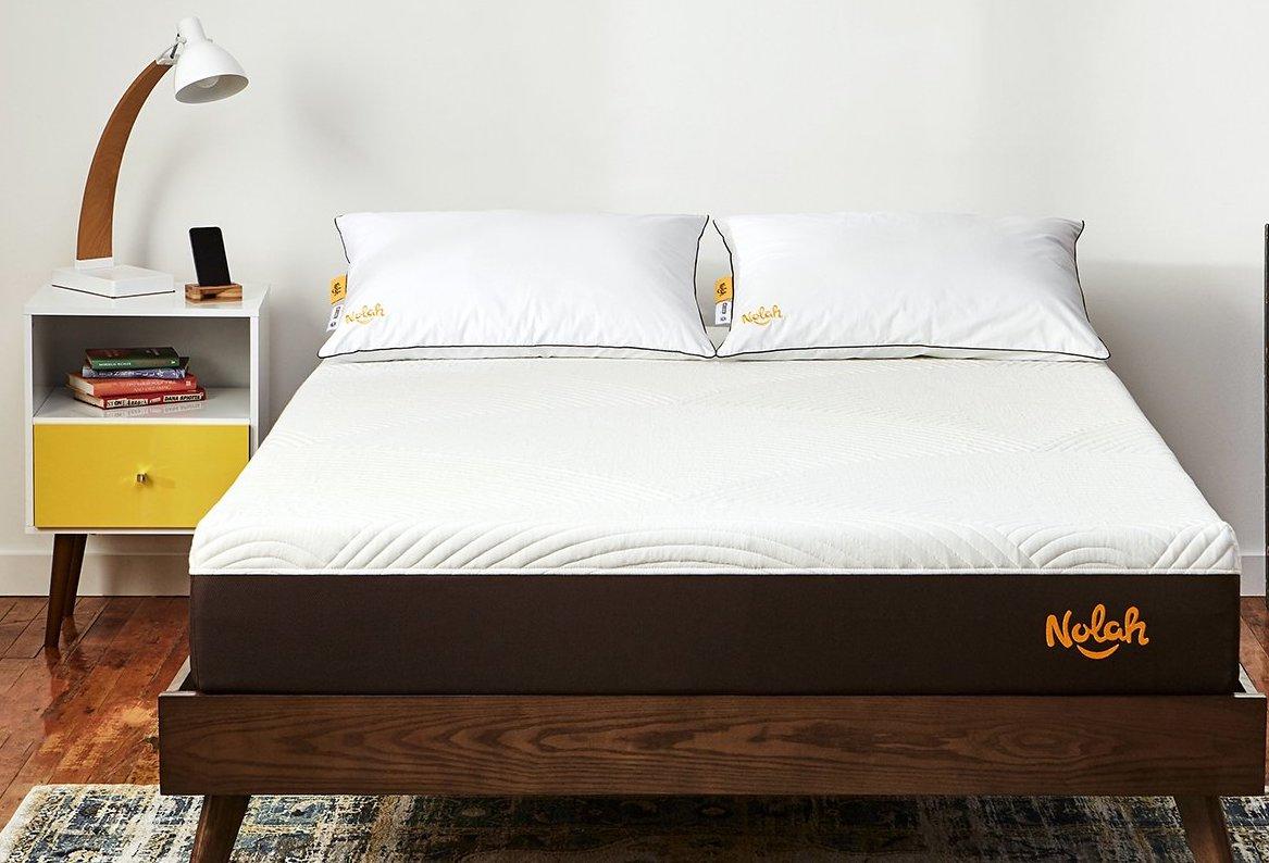 save on 3 winning mattresses with nolah mattresses coupons