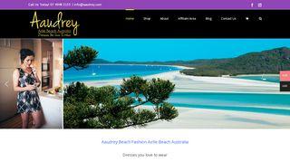 Audrey Beach Fashion Coupons & Promo codes