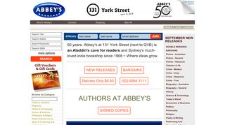 Abbeys For Sale Coupons & Promo codes