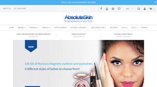 Absoluteskin.com.au Coupons & Promo codes